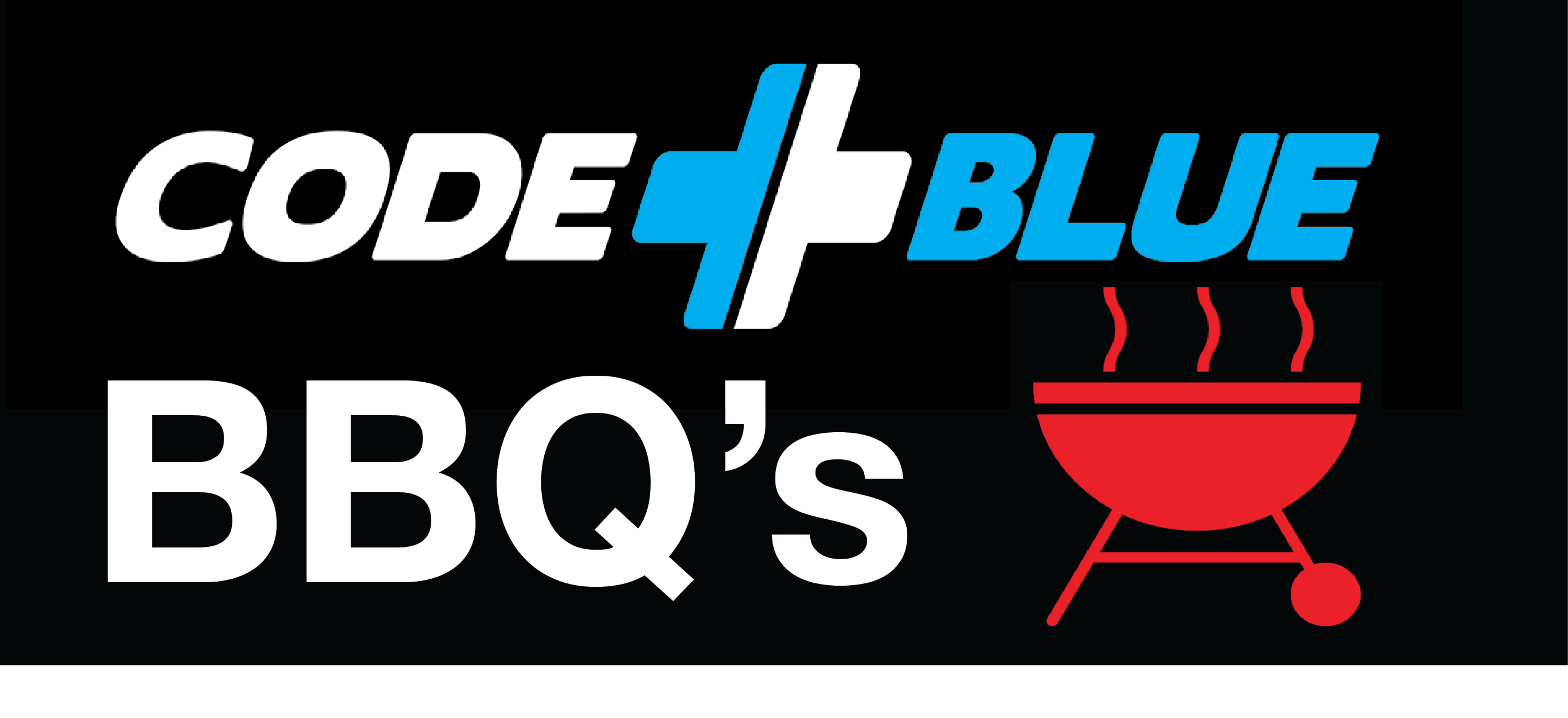 Code Blue BBQ's