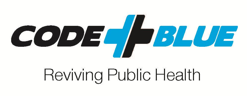 Code Blue Logo PNG